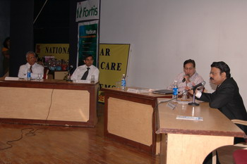 A National Seminar was held at Symbiosis Pune