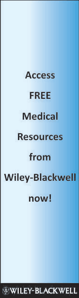 Access free medical resources from Wiley-Blackwell now!